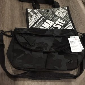 Lululemon All Night Festival Bag - NWT